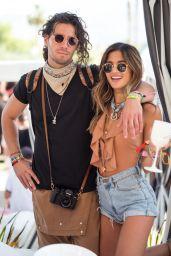Rocky Barnes – REVOLVE Festival at Coachella in Palm Springs 4/15/2017