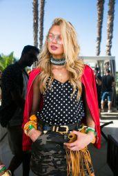 Romee Strijd – REVOLVE festival at Coachella in Palm Springs 4/15/2017