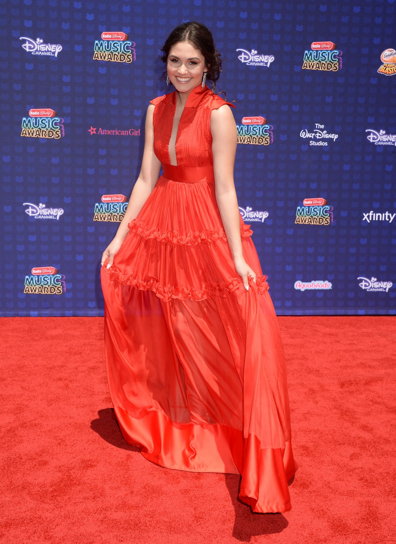 Ronni Hawk Radio Disney Music Awards In Los Angeles 04292017