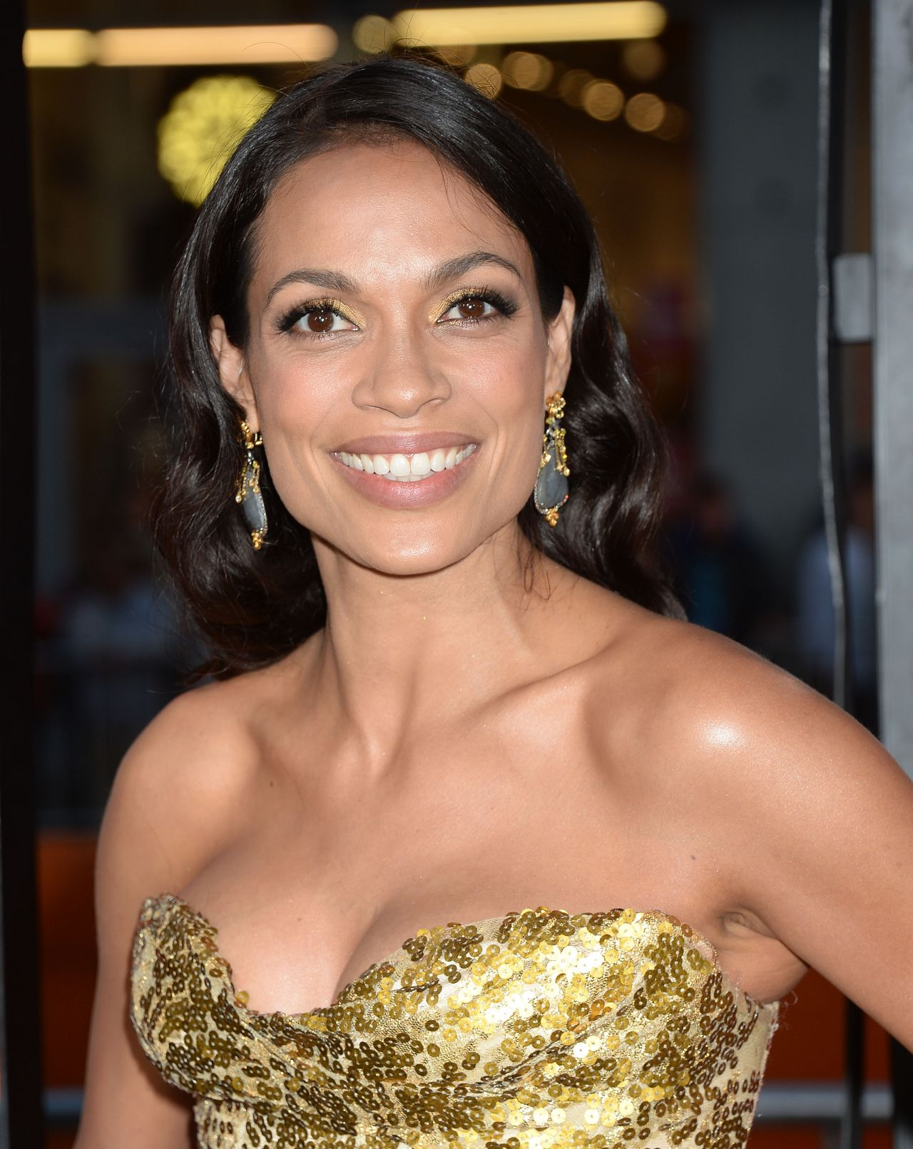 Rosario Dawson Nude Photos 12