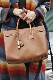 Rosie Huntington-Whiteley Looks Stylish - New York City 4/7/2017