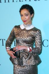Ruth Negga – Tiffany & Co. Blue Book Collection Gala in New York City 4/21/2017