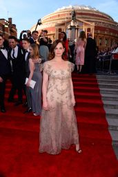 Ruth Wilson on Red Carpet at Olivier Awards 2017 in London