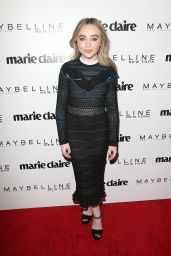 Sabrina Carpenter – Marie Claire's 'Fresh Faces' Celebration in West Hollywood 4/22/2017