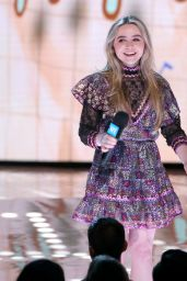 Sabrina Carpenter Performs at WE Day California Show in Los Angeles 04/27/2017