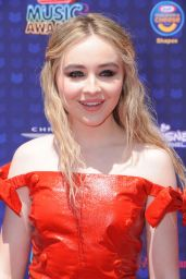 Sabrina Carpenter - Radio Disney Music Awards in Los Angeles  04/29/2017