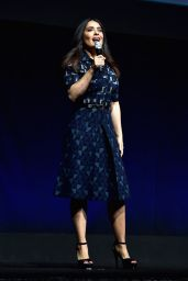 Salma Hayek - Lionsgate Presentation at CinemaCon in Las Vegas, March 2017