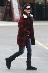 Sandra Bullock Casual Style - Shopping in Los Angeles 4/9/2017
