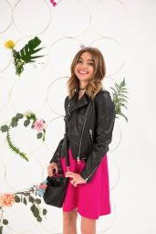 Sarah Hyland - Candies 2017 New Spring Collection Photoshoot for Refinery29
