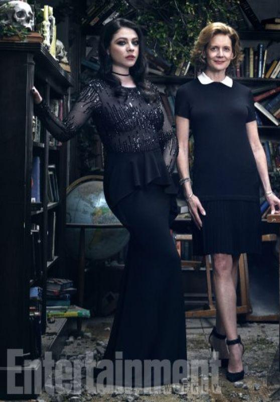 Sarah Michelle Gellar, Charisma Carpenter, Michelle Trachtenberg - EW Magazine April 2017 Issue