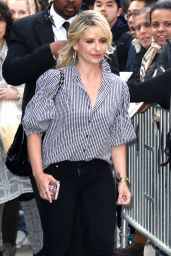 Sarah Michelle Gellar Style and Fashion Inspirations - Build Studios in NYC 4/3/2017