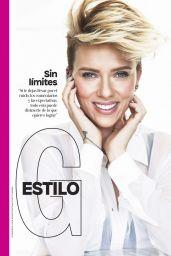Scarlett Johansson - Glamour Magazine Mexico April 2017 Issue