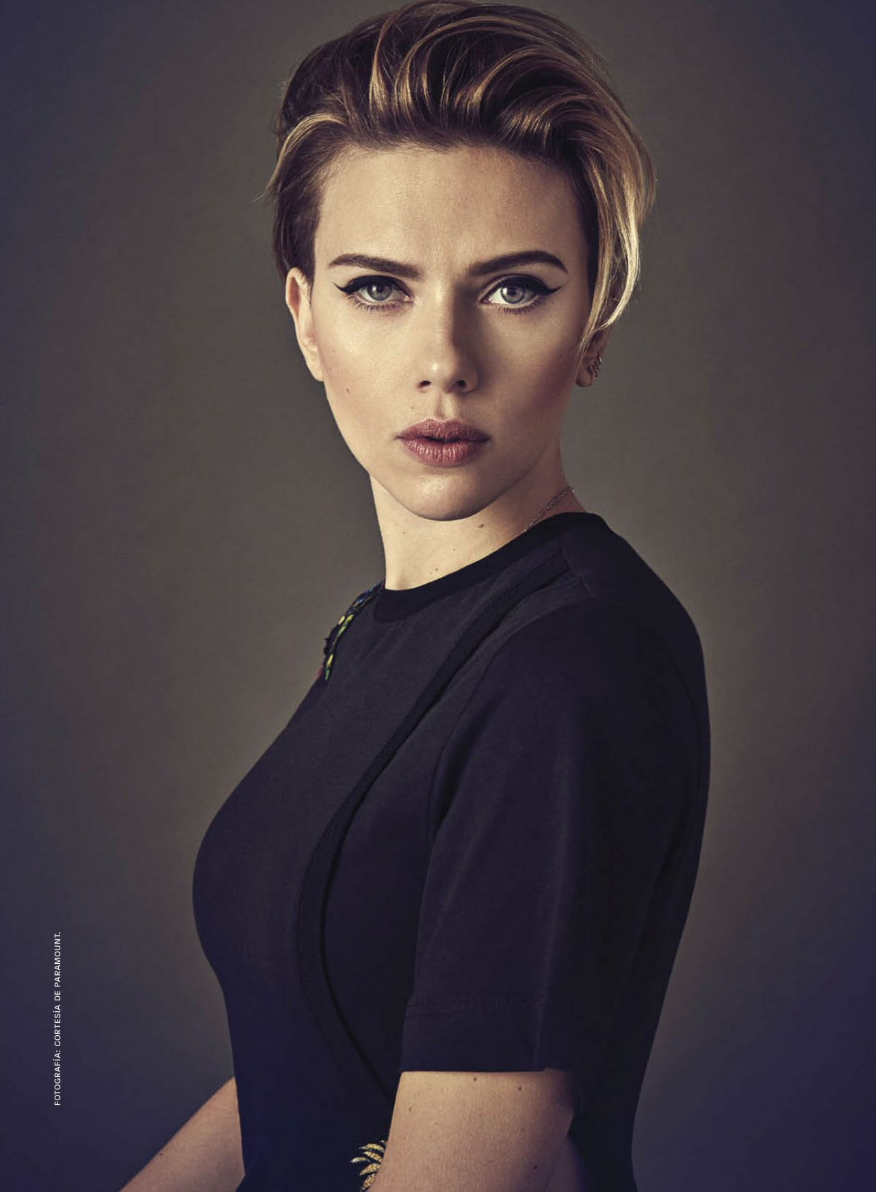 Scarlett Johansson - Glamour Magazine Mexico April 2017 Issue скарлетт йоханссон