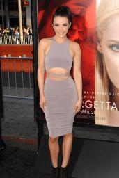 "Scheana Marie at ""Unforgettable"" Premiere in Hollywood"