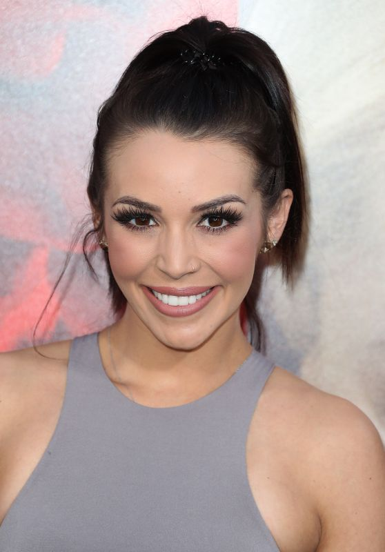 "Scheana Marie at ""Unforgettable"" Premiere in Hollywood"