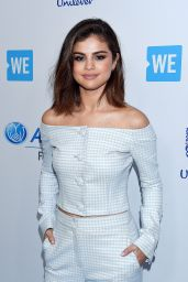 Selena Gomez at WE Day California in Los Angeles 04/27/2017