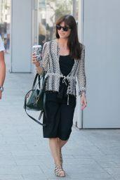 Selma Blair Shopping in Los Angeles 4/8/2017
