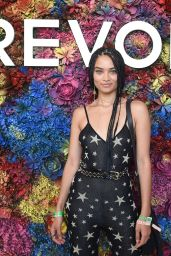 Shanina Shaik– REVOLVE Festival at Coachella in Palm Springs 4/15/2017