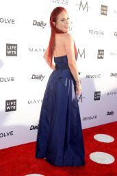 Sharna Burgess at Daily Front Row's Fashion Los Angeles Awards 2017