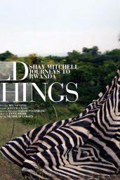 Shay Mitchell - Modeliste Magazine March 2017 Issue