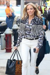Sheryl Crow Style - Out in New York City 4/18/2017
