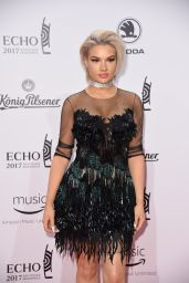 Shirin David at ECHO Music Awards 2017 in Berlin
