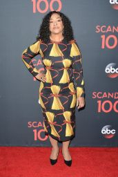 "Shonda Rhimes – ""Scandal"" 100th Episode Celebration in WeHo 4/8/2017"