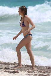 Sienna Miller Bikini Candids - Beach in Cancun 4/5/2017