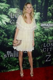 "Sienna Miller - ""The Lost City of Z"" Premiere in Los Angeles"