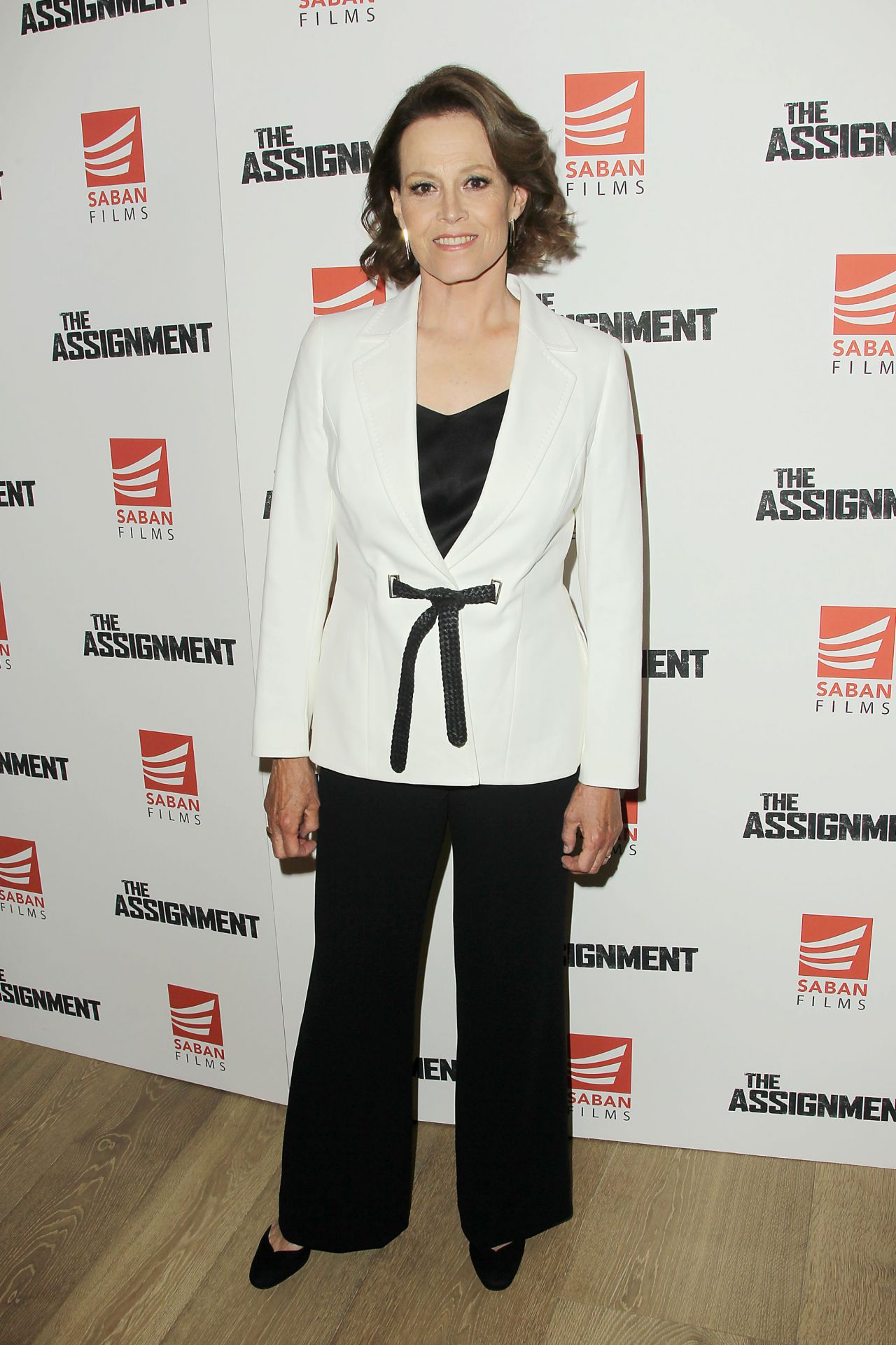Sigourney Weaver Quot The Assignment Quot Movie Screening In New