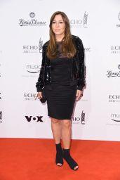 Simone Thomalla at ECHO Music Awards 2017 in Berlin