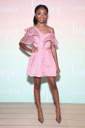 Skai Jackson at Harper's Bazaar Party in Los Angeles 04/26/2017