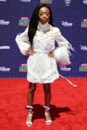 Skai Jackson at Radio Disney Music Awards in Los Angeles 04/29/2017