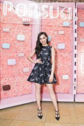Sofia Carson at Pop & Suki Collection 2 Event in Los Angeles 4/19/2017