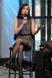 Sofia Carson - The Build Series in NY 4/10/2017