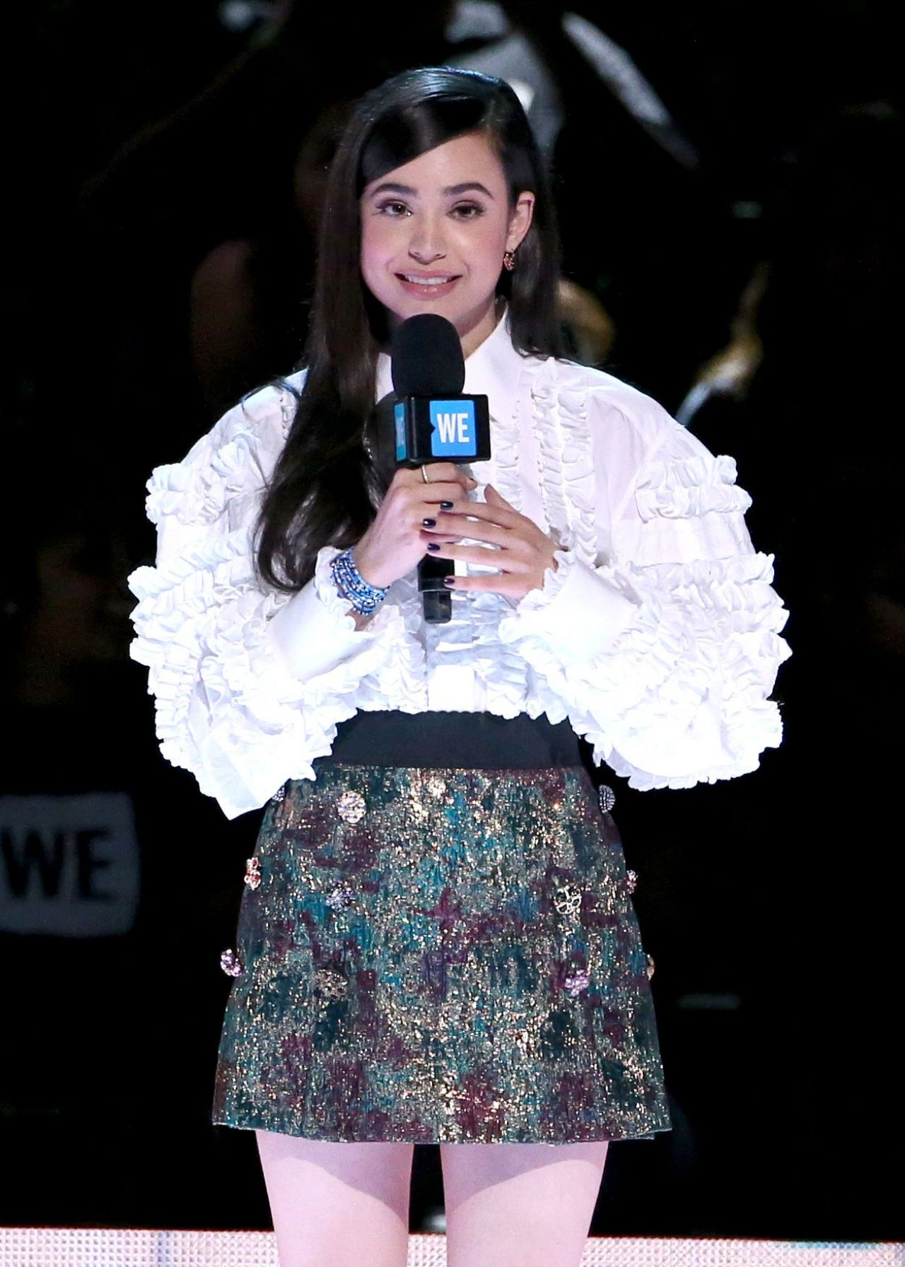 Sofia carson at we day california in los angeles nude (35 photo)