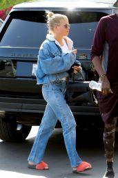 Sofia Richie Street Style - West Hollywood 4/5/2017