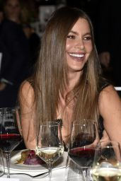 Sofia Vergara Attends Bent Gala Dinner in Rome, Italy 4/5/2017