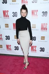 Stefania LaVie Owen – MCC Theater's Annual Miscast Gala in NYC 4/3/2017