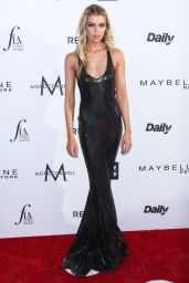 Stella Maxwell on Red Carpet at Daily Front Row's Fashion Los Angeles Awards 2017