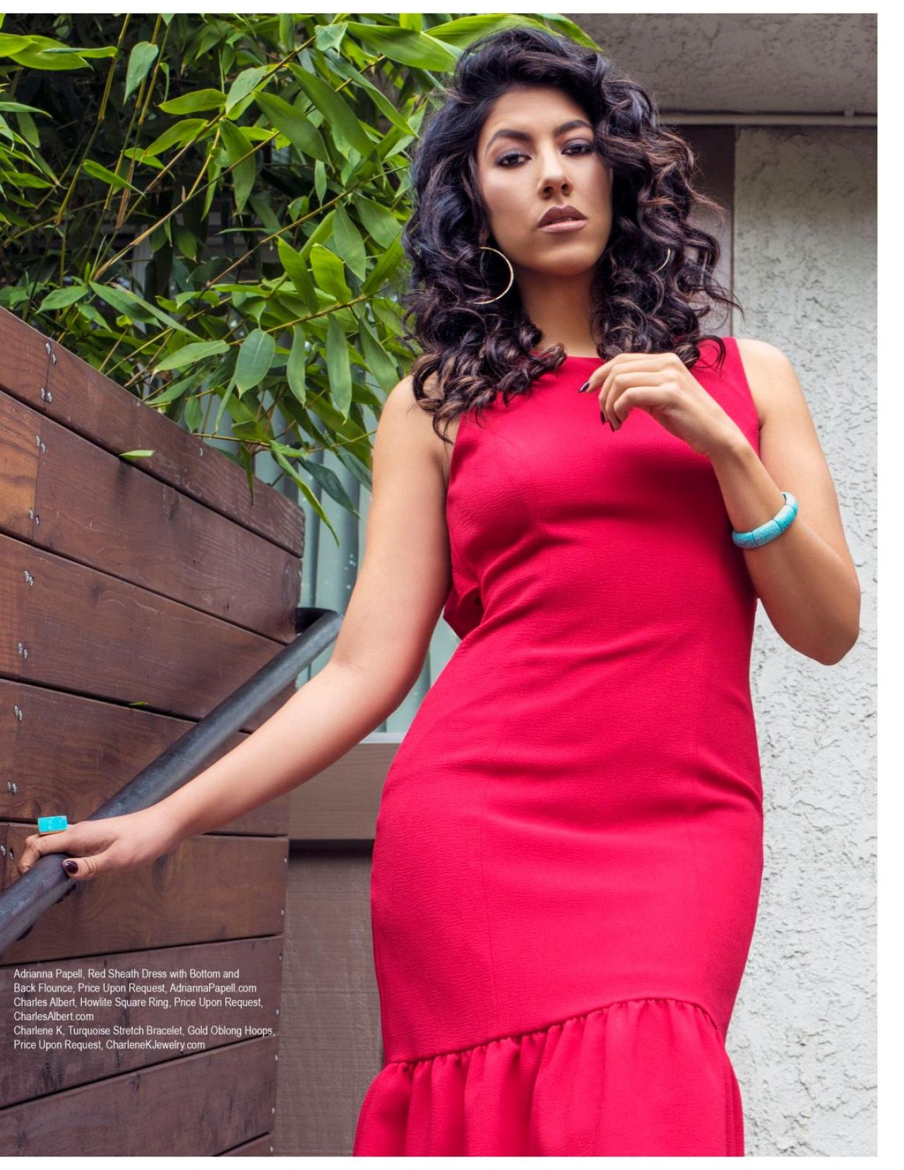 Stephanie Beatriz Regard Magazine Issue 41 Spring 2017