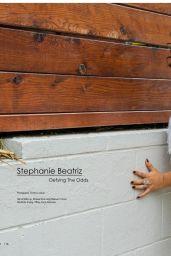 Stephanie Beatriz - Regard Magazine Issue 41 Spring 2017
