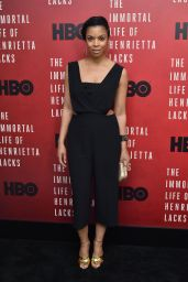 "Susan Kelechi Watson - ""The Immortal Life of Henrietta Lacks"" Film Screening in New York"