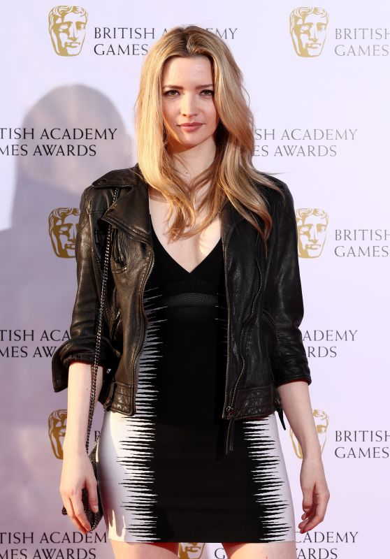 Talulah Riley - British Academy Games Awards 2017 in London