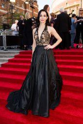 Tamara Rojo On Red Carpet - Olivier Awards in London 4/9/2017