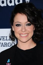 Tatiana Maslany – GLAAD Media Awards in Los Angeles 4/1/2017