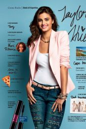 Taylor Hill - Cosmopolitan Italy May 2017 Issue