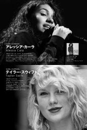 Taylor Swift - ENGLISH JOURNAL April 2017 Issue
