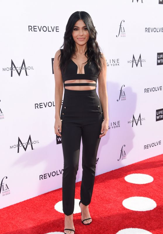 Teni Panosian on Red Carpet - Daily Front Row
