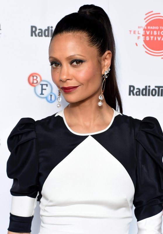 Thandie Newton – BFI Radio Times TV Festival in London 4/8/2017